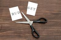ビジネスイメージ―予算削減