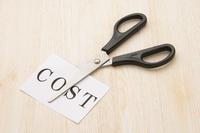 ビジネスイメージ―コストの削減