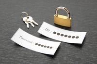 パスワードと個人情報の保護