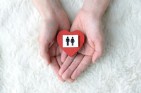 男女の愛イメージ