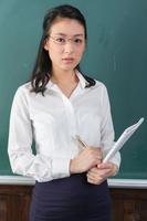 女教師イメージ