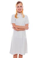 外国人女性の看護師イメージ