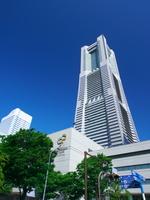 【神奈川県・2017年5月】 みなとみらい 都市風景