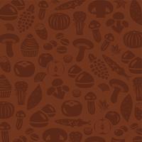 秋の味覚 背景素材