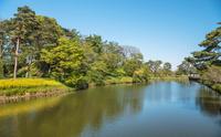 高田城の風景