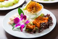 中華前菜三種盛り
