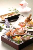 盛夏の和食コース