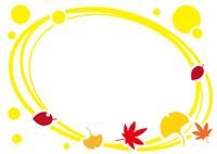 日本の秋 彩り