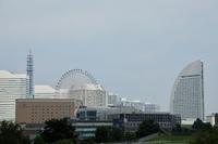 横浜都会風景
