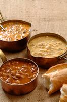 大豆鍋(大豆スープ)
