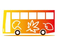 秋 バス旅行