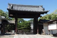 京都 醍醐寺 三宝院山門