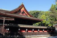 京都 北野天満宮 社殿