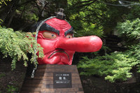 京都 鞍馬の天狗