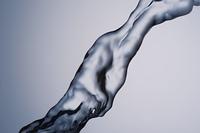 流れる水の表情