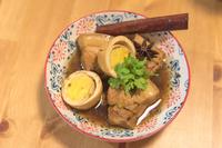 タイ料理ムーカイパロー