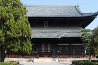 京都 東福寺 仏殿