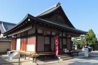京都 東寺 毘沙門堂
