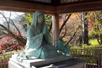 京都 善峯寺 桂昌院像