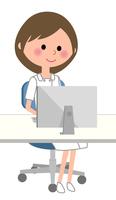 看護師 PC