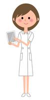 看護師 タブレット