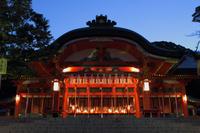 京都 伏見稲荷大社 本殿