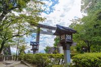 躑躅ヶ崎館跡 武田神社