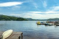 野尻湖の風景