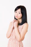 若い女性イメージ