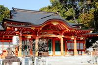 京都 長岡天満宮 本殿