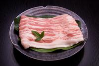 国産豚バラ肉スライス