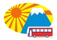 新春 富士山を巡るバスの旅