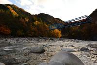 紅葉のわたらせ渓谷