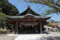島根県益田市 高津柿本神社 本殿