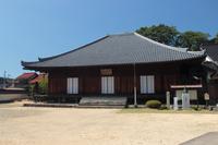 島根県益田市 萬福寺 本堂