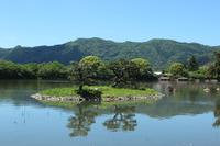 京都 大沢池