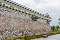 金沢城 五十間長屋と菱櫓