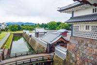 金沢城の風景