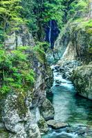 奥耶馬渓魔林峡