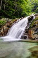 石空川渓谷一の滝