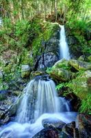 阿寺渓谷六段の滝
