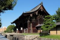 京都 東寺 南大門