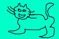 listlessness CAT(脱力猫)