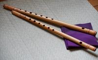 日本の楽器の笛