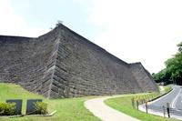 仙台城の石垣