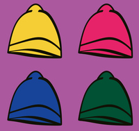 hat or bell