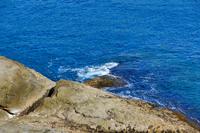 コバルトブルー色の熊野灘