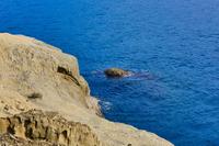 鬼ヶ城の海蝕洞