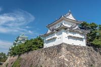 名古屋城 西南隅櫓と大天守