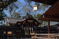 京都 護王神社 境内